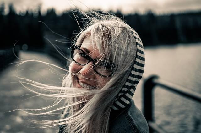 Girl Smiling Female - Free photo on Pixabay (439638)