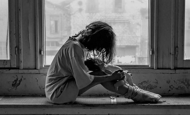 Woman Solitude Sadness - Free photo on Pixabay (440046)