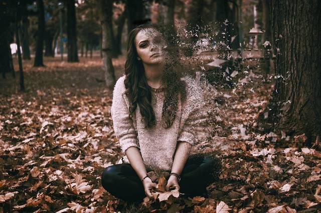 Sadness Depressed Woman - Free photo on Pixabay (440055)