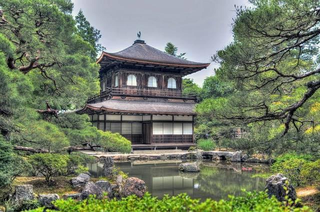 Ginkaku-Ji Temple Gardens Kyoto - Free photo on Pixabay (440213)