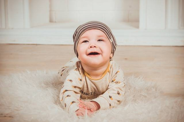 Babe Smile Newborn Small - Free photo on Pixabay (440560)
