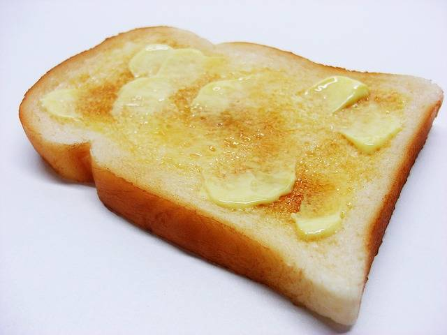 Buttered Toast Food - Free photo on Pixabay (440941)