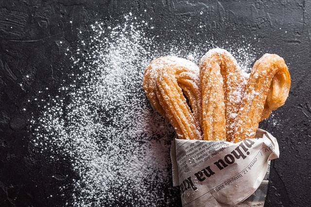 Churros Baking Cookies - Free photo on Pixabay (440948)