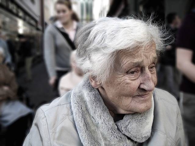 Dependent Dementia Woman - Free photo on Pixabay (440958)