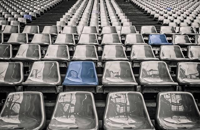Stadium Rows Of Seats Grandstand - Free photo on Pixabay (440960)
