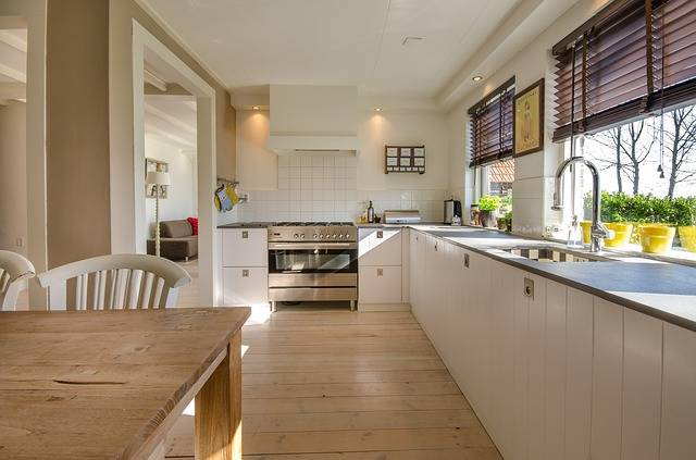 Kitchen Home Interior - Free photo on Pixabay (441897)