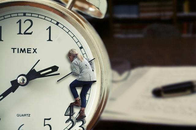 Time Timer Clock - Free photo on Pixabay (443163)