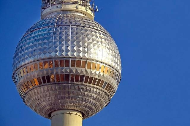 Tv Tower Berlin Alexanderplatz - Free photo on Pixabay (443176)