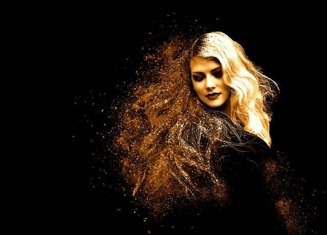 Woman Portrait Pretty - Free image on Pixabay (443177)