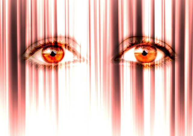 Eyes Psychology Anxiety Disorder - Free image on Pixabay (444094)