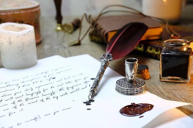 Feather Write Communicate - Free photo on Pixabay (444983)