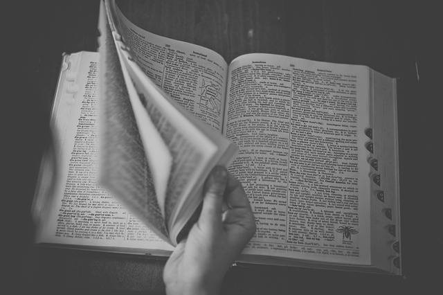 Dictionary Book - Free photo on Pixabay (444985)