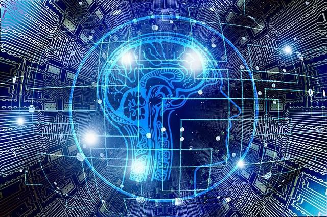 Artificial Intelligence Brain - Free image on Pixabay (444996)