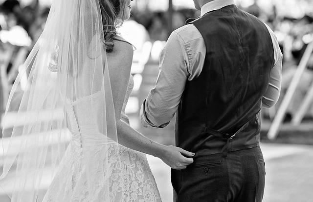 Wedding Bride Groom - Free photo on Pixabay (445584)