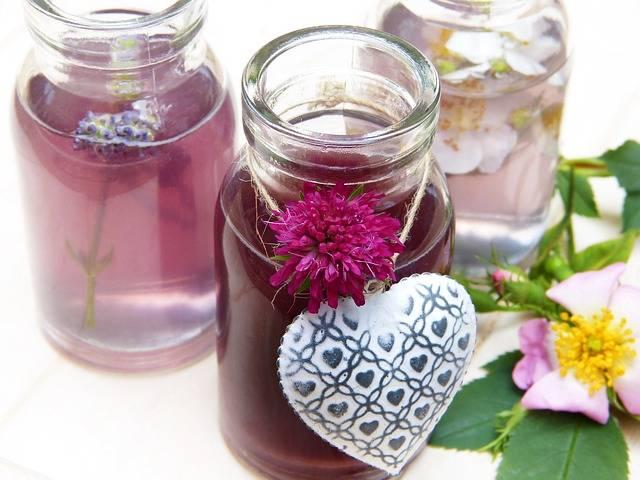 Water Flowers Glass - Free photo on Pixabay (446210)