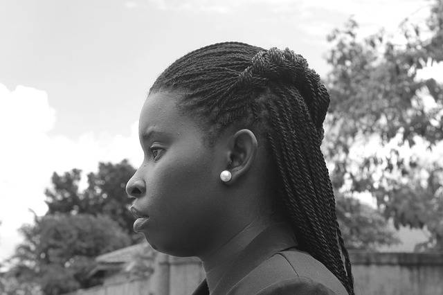 Side Profile Portrait African - Free photo on Pixabay (446588)