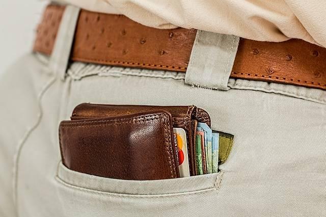 Wallet Cash Credit Card - Free photo on Pixabay (446861)