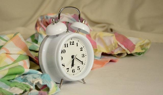 Alarm Clock Stand Up Morning - Free photo on Pixabay (446872)