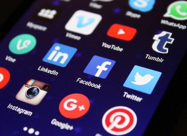 Media Social Apps - Free photo on Pixabay (452391)