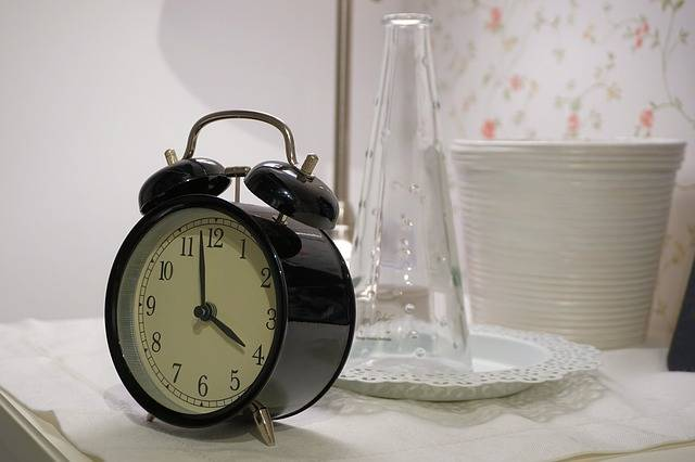 Alarm Clock Stand Up Arouse - Free photo on Pixabay (452572)