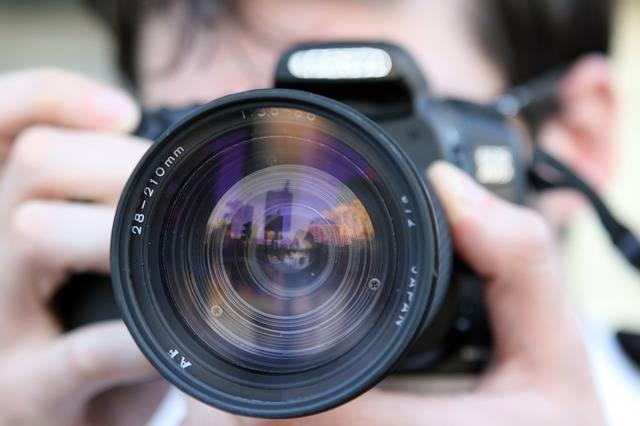 Camera Aperture Digital - Free photo on Pixabay (452605)