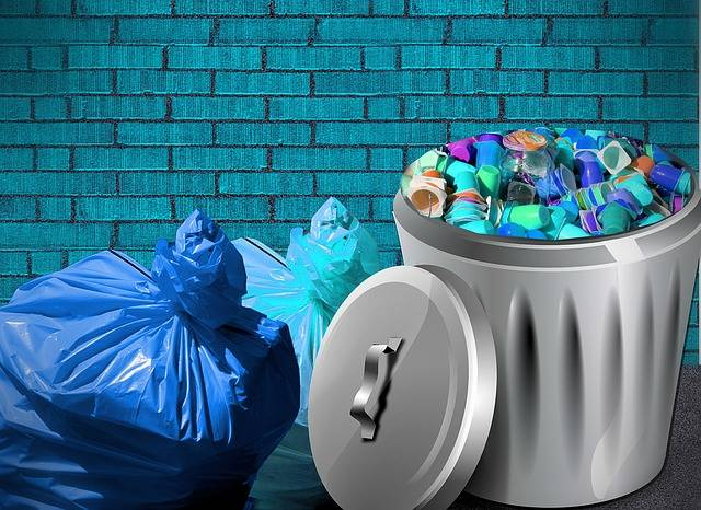 Garbage Bag Waste Non Recyclable - Free image on Pixabay (453125)