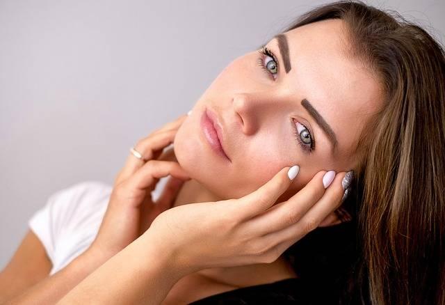 Girl Portrait Beauty - Free photo on Pixabay (453128)