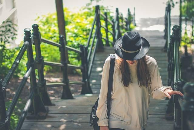 Young Girl Woman Long - Free photo on Pixabay (453431)