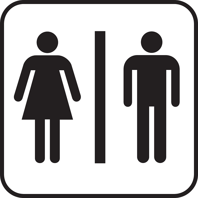 Restroom Public Rest Room - Free vector graphic on Pixabay (453580)