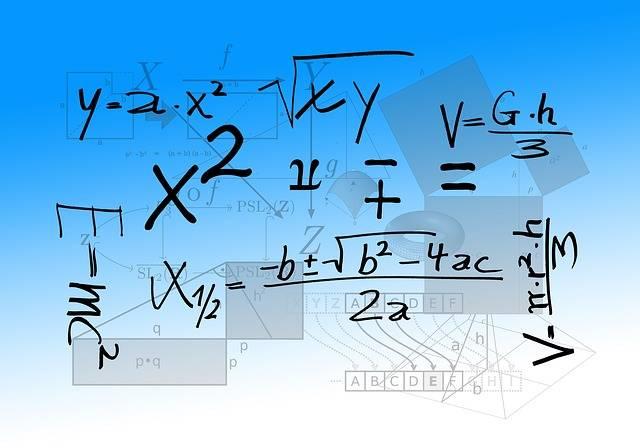 Mathematics Formula Physics - Free image on Pixabay (453741)