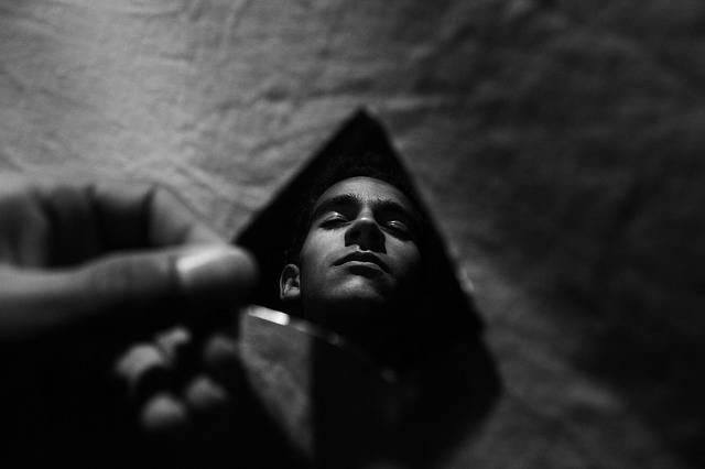 Mirror Man Darkness - Free photo on Pixabay (454230)