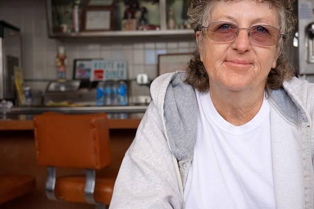 Senior Woman Person Glasses - Free photo on Pixabay (454521)