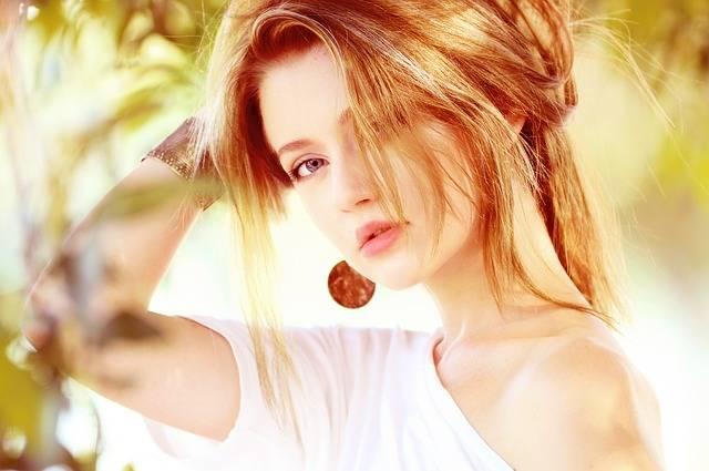 Portrait Woman Girl - Free photo on Pixabay (455485)