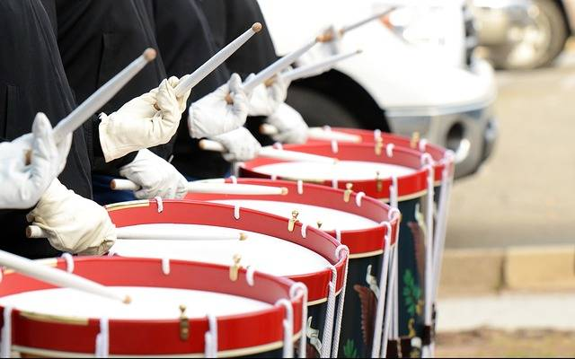 Drummers Drums Soldiers - Free photo on Pixabay (455504)