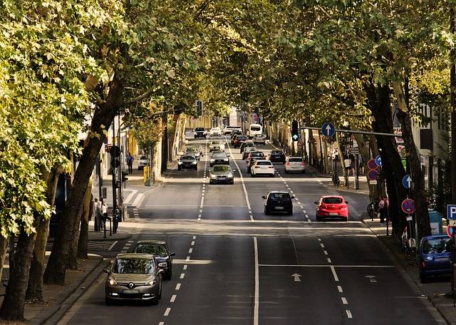 Traffic Locomotion Roadway - Free photo on Pixabay (456895)