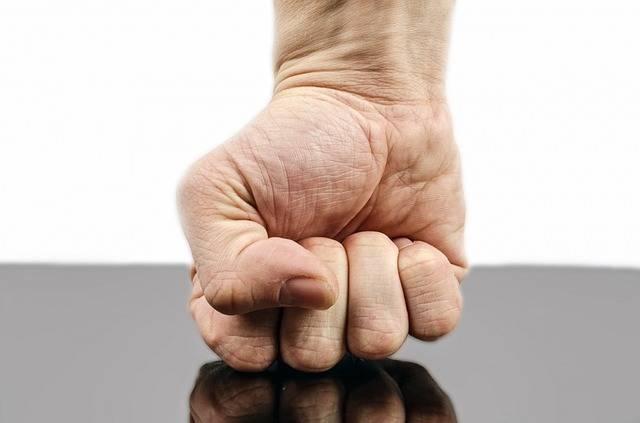 Punch Fist Hand - Free photo on Pixabay (456907)