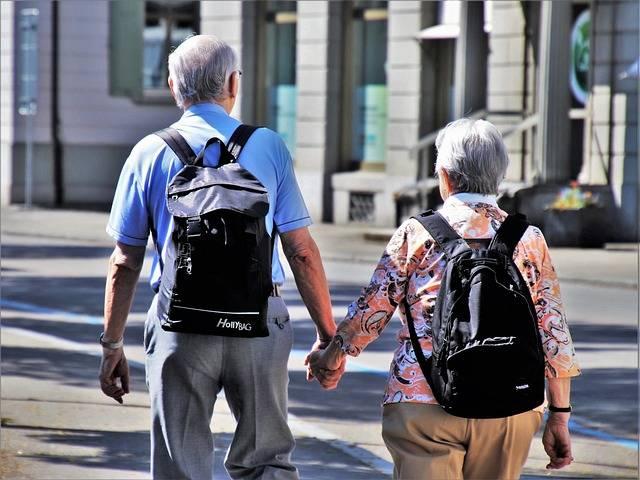 Senior Elderly People - Free photo on Pixabay (456932)