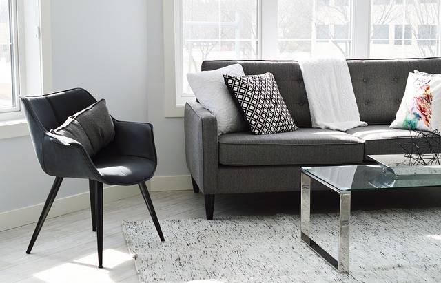 Living Room Chair Sofa - Free photo on Pixabay (456949)