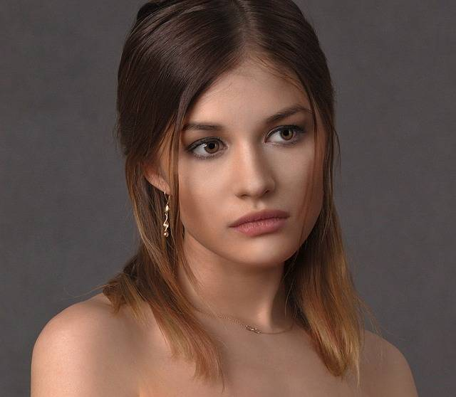 Girl Sad Portrait - Free photo on Pixabay (457024)