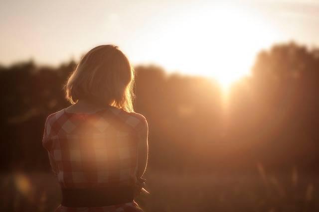 Woman Person Sunset - Free photo on Pixabay (457607)
