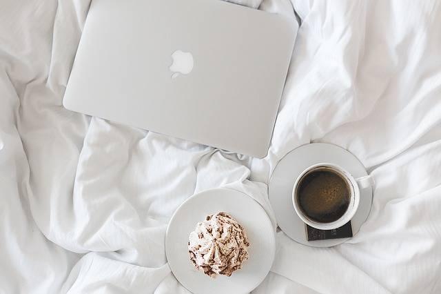 Coffee Cup Macbook - Free photo on Pixabay (457612)
