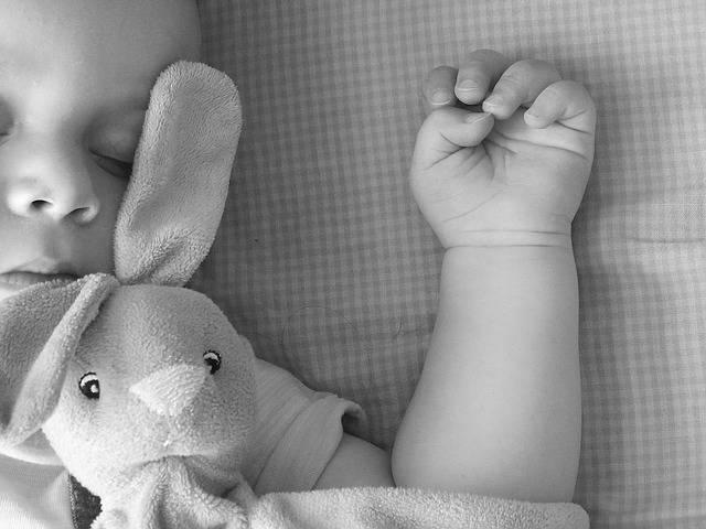 Black White Baby Small Child - Free photo on Pixabay (457671)