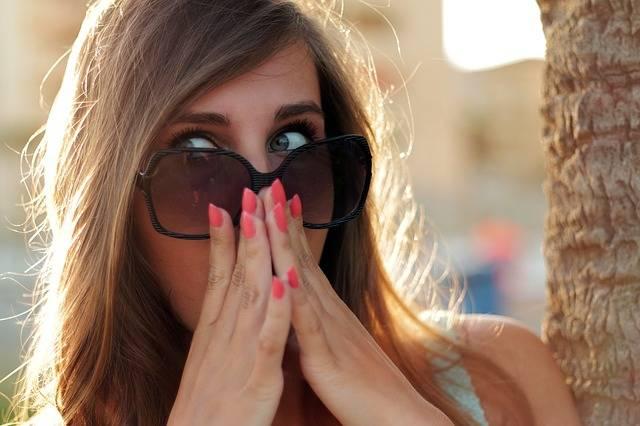 Woman Girls Portrait - Free photo on Pixabay (457831)