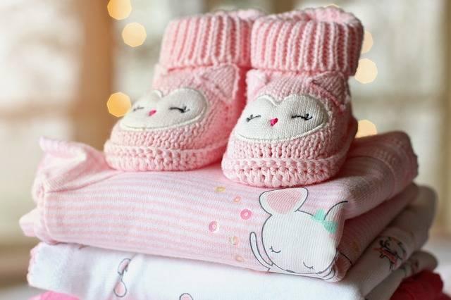 Booties Baby Girl - Free photo on Pixabay (457833)