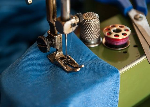 Sewing Machine Couture Thimble - Free photo on Pixabay (457892)