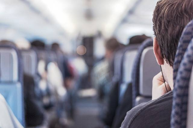 Passenger Airplane Train - Free photo on Pixabay (458923)