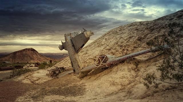 Aircraft Wreck Plane Crash - Free photo on Pixabay (458926)