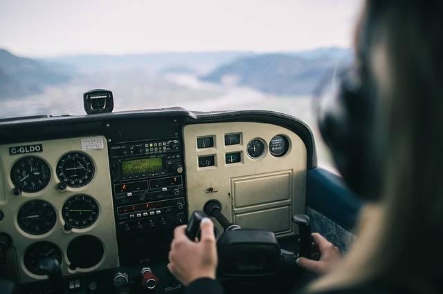 Helicopter Cockpit Pilot - Free photo on Pixabay (458931)
