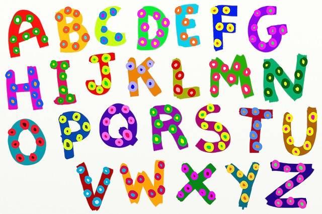 Alphabet Text Type - Free image on Pixabay (460431)