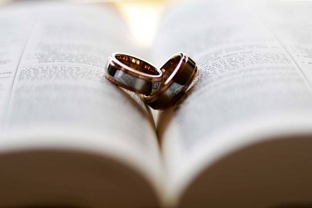 Ring Wedding Love - Free photo on Pixabay (460857)